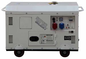 8.5kw 2-Cylinder Super Silent Diesel Generator (DG12000SE) pictures & photos