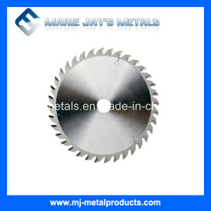 Tungsten Carbide Woodworking Saw Blades pictures & photos