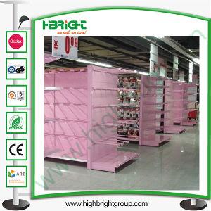 Pink Heavy Duty Shelf Gondola pictures & photos