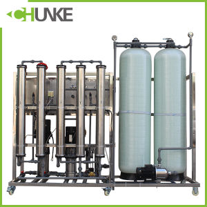 Chunke PLC Micron Computer Control Stainless Steel RO Water Treatment System with CE Certification pictures & photos