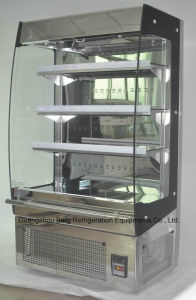 Open Air Stainless Steel Refrigerator pictures & photos