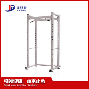 Commercial Squat Rack Gym Equipment Cable Power Rack (BFT-3057) pictures & photos