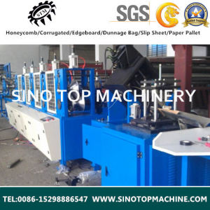 Automatic Edgeboard and Flatboard Produntion Line pictures & photos