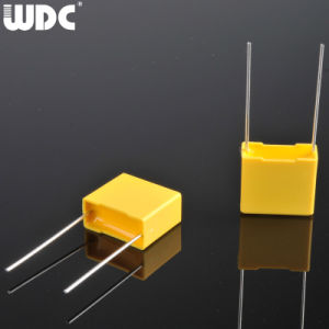 Boxed Capacitor of Metallized Polypropylene D. C and Pulse Applications