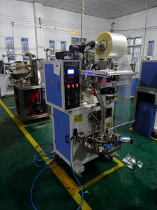 Automatic Vertical Water Pouch Packing Machine Price pictures & photos