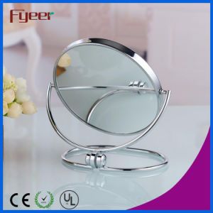 Christmas Gift 3 Inch Double Side Pocket Mirror Makeup Mirror (M5093) pictures & photos