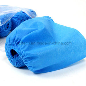 Disposable Non Woven Anti-Dust Shoe Cover pictures & photos