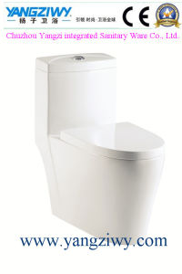 Siphonic Excess Eddy Ceramic Toilet Bowl pictures & photos