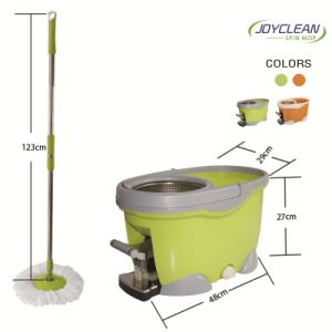 2015 Joyclean Green Spin Mop pictures & photos
