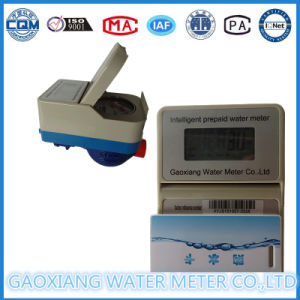 Gaoxiang Brand RF/IC Card Prepaid Water Meter (DN15-DN25) pictures & photos