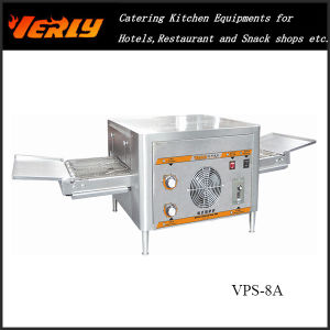 High Efficiency Pedrail Pizza Oven (VPS-8A)