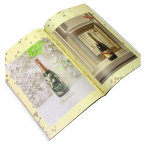 Beautiful High Quality Advertising Printing Catalogue Service pictures & photos