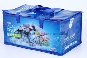 Hot Selling Promotional Gift Nonwoven Preservation Heating Cooler Bag pictures & photos