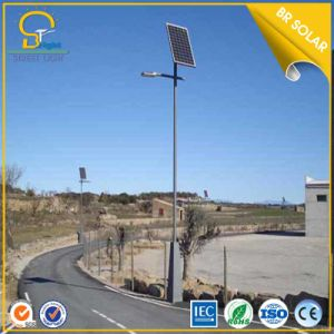 8m 60W LED Lighting with Solar Panel pictures & photos