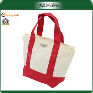 Handle Canvas Bag Picnic Lunch Boxes pictures & photos