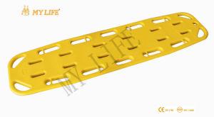 Good Quality Plastic Stretch Board Hospital Stretcher (CE/ISO) (TD010162-C)