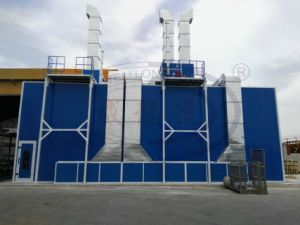 Wld15000 15m Big Paint Oven for Bus and Truck pictures & photos