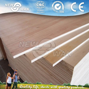 BB/CC Okoume Poplar Core Commercial Plywood, Bintangor Plywood pictures & photos