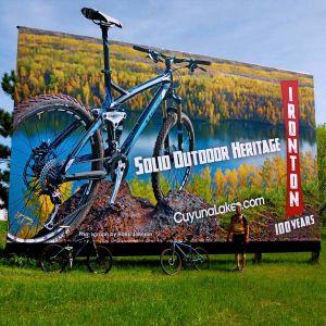 280g Frontlit PVC Flex Banner
