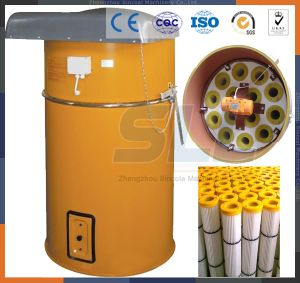 100 Ton Cement Storage Silo Tank for Dry Mortar Production Line pictures & photos