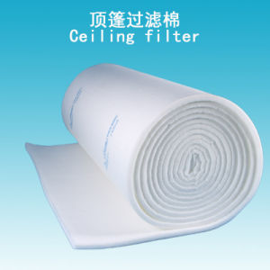 Synthetic Fiber 560g Ceiling Filter for Spray Booth pictures & photos