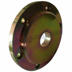 Custom Made Machine Machinery Part CNC Turning Machining Steel Flange