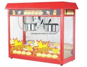 2016 Hot-Selling Ce Verified Popcorn Making Machine, Popcorn Machine with Two Stainless Pot (ET-POP6A-2) pictures & photos