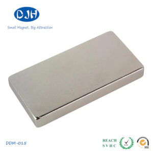 Manufacture Customized Neodymium Magnetic Blcok Magnet pictures & photos