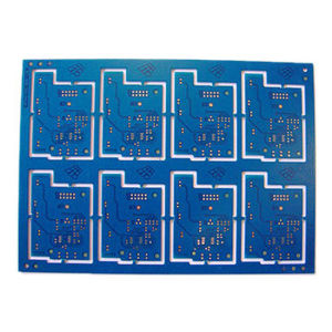 FR-4 1layer Red Soldermask PCB Board Manufacturing pictures & photos
