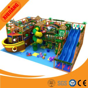 Children Indoor Plastic Pirate Boats Playground Equipment pictures & photos