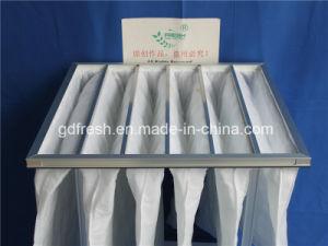 F5 Grade Pocket Bag Air Filter pictures & photos