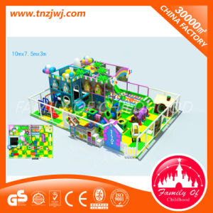 Children Soft Paly Slide Playground Manufacture pictures & photos
