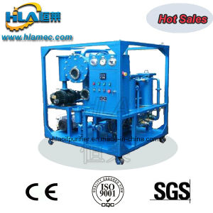 Double Vacuum Explosionproof Type Insulating Oil Purifier Machine pictures & photos