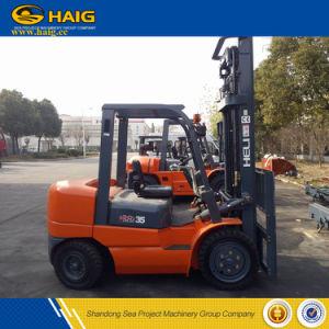Heli Brand Multiopional Engine Cpcd35 3.5t Disiel Forklift