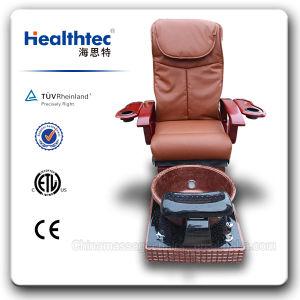 Brown Fiberglass Massage Jacuzzi Bathtub (C101-35) pictures & photos