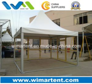 3mx3m Outdoor Aluminum Entrance Pagoda Tent for Party pictures & photos