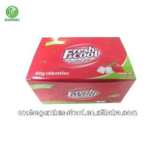 Super Energy Low Sugar Chewing Gum pictures & photos