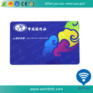 Cr80 PVC Plastic RFID Smart Card pictures & photos