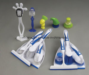 Brush for Home Cleaning, Dustpan and Broom Set