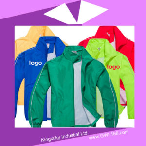 Customized Long Sleeve Jacket for Promotion P016-014 pictures & photos