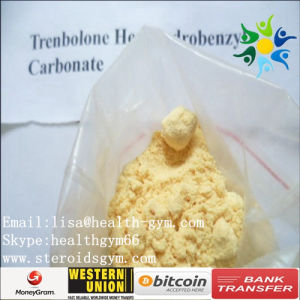 Steroid Powder Trenbolone Hexahydrobenzyl Carbonate for Bodybuilding
