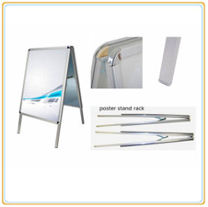 25mm Aluminum Poster a-Board/Advertising Poster Holder pictures & photos