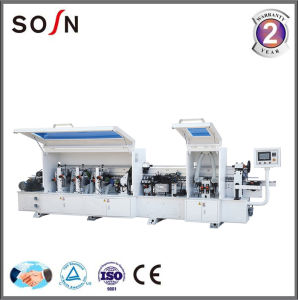Full Automatic PVC Edge Banding Machine Woodworking Edge Bander pictures & photos
