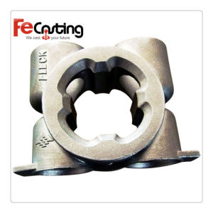 Custom Precision Casting in Carbon Steel pictures & photos