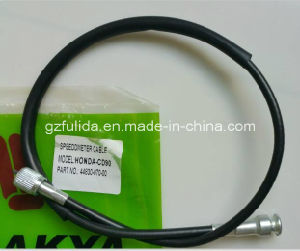 Speedometer Cable 44830-070-00 for Honda CD90 pictures & photos