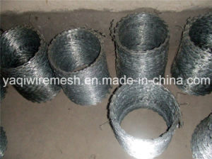 Razor Barbed Wire Hot-Dipped/Electric Galvanized pictures & photos