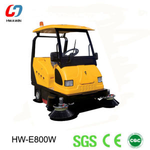 Battery Power Electric Sweeper Road Sweeper for Sale pictures & photos