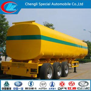 Fuel Tanker Semi Trailer 40cbm 3 Axle for Sale pictures & photos