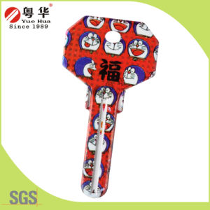 Top Security Color Elevator Door Key for Over Marketing pictures & photos