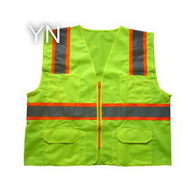 En20471 Class 2 Reflective Safety Vest for Running pictures & photos